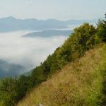 Vršnji greben Čemšeniške planine