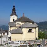 Polšnik – Farna cerkev Lurške Matere Božje